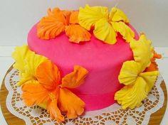 Geburtstagstorte Hawaii @ Renates Torten Design