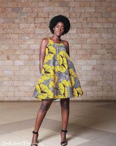 Woman Fashion Dresses - Just another WordPress site Short African Dresses, African Print Dresses, African Lace, Trendy Ankara Styles, Ankara Gown Styles, African Fashion Ankara, African Print Fashion, Nigerian Outfits, Nigerian Fashion