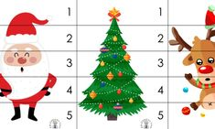 Puzzle: karty pracy dla maluszków: 3, 4, 5, 6 latków do druku za darmo Advent Calendar, Christmas Ornaments, Holiday Decor, Puzzle, Therapy, Puzzles, Advent Calenders, Christmas Jewelry, Christmas Decorations