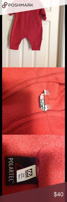 66 Degrees North Polartec fleece EUC gender neutral fleece super warm and safe for use in car seat.     Family seller D 66 dreeges north Jackets & Coats
