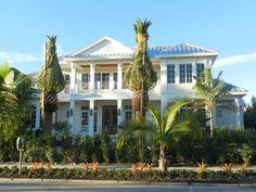 West Indies House Design in Naples, Florida - Weber Design Group