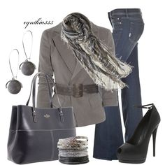 """""""Overcast"""" by cynthia335 on Polyvore"""