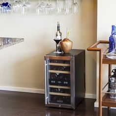 Koldfront 18 Bottle Free Standing Dual Zone Wine Cooler Secondary Image