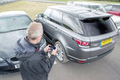 • Range Rover Sport owners could soon be driving the vehicle with their smartphones.