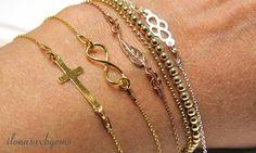 Inspiratie minimalistische sieraden, klik op de foto voor meer informatie!
