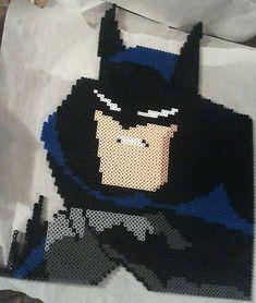 Batman perler beads by phantasm818 on DeviantArt