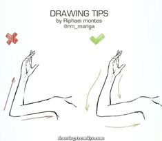 Learn To Draw People - The Female Body - Drawing On Demand Body Drawing, Anatomy Drawing, Manga Drawing, Figure Drawing, Arm Anatomy, Drawing Drawing, Anatomy Reference, Art Reference Poses, Drawing Reference