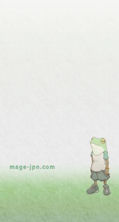 flog カエル (746×1395) iPhone5