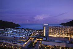 #InterContinental Sanya Resort, #China. Light up your own room here.  #Sanya…