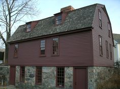 Rhode Island - The Sylvanus Brown House was rescued from demolition and brought to the Slater Mill site in the early 1960s. It would appear that the ghost of a little girl, named Becca, came along with it. She has been seen on two occasions and heard many times laughing and running about the little cottage.