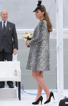 DOC christens the Royal Princess.  6/13/13