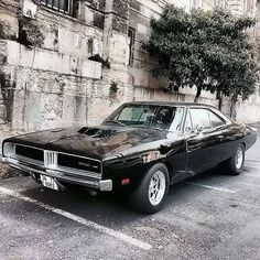70 Dodge Charger #dodgeclassiccars