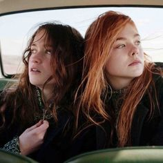 Ginger And Rosa. This movie was sad, beautiful, and inspiring.