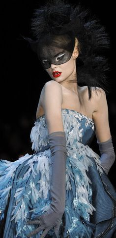 Dior Couture Spring 2011