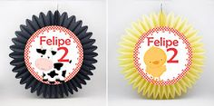 Mamá Decoradora: Kit Imprimible La Granja Gratis Baby Shower, Desserts, Crafts, Food, Home Decor, Farm Theme, Farm Animal Birthday, Borders And Frames, Cow