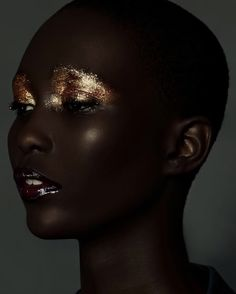 Mahany Pery for Maybelline Brasil by Lucas Menezes, makeup by Everson Rocha