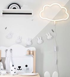 """45 Likes, 1 Comments - KIDSDECOR – ONLINE DECOR STORE (@kidsdecor.ee) on Instagram: """"We 💛 these beautiful cloud light, it can be placed in your living room or kids room! Cute photo by…"""""""