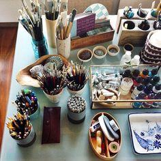 Geninne's studio