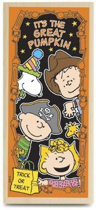 It's The Great Pumpkin Charlie Brown With Peanuts Gang Including Woodstock - Bookmark Halloween Signs, Halloween Pictures, Halloween Art, Holidays Halloween, Vintage Halloween, Happy Halloween, Halloween Decorations, Halloween Costumes, Charlie Brown Y Snoopy