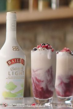 Baileys Drinks, Baileys Recipes, Alcoholic Drinks, Beverages, Cocktails, Martinis, Holiday Drinks, Summer Drinks, Smoothie Drinks