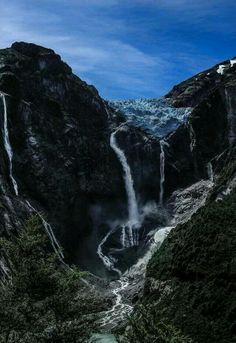 Parque Nacional Queulat . Ventisquero Colgante