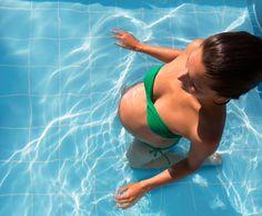 Recomendaciones para mantenerte activa durante el #embarazo #TheTaiSpa #tips #embarazadas