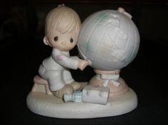 Vintage precious moments figurines
