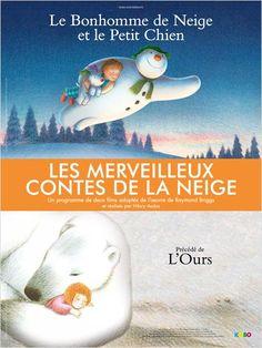Les merveilleux contes de la neige : Affiche