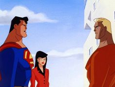 Aquaman- Superman the Animated series