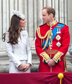 Kate & Will -- JUNE 2014