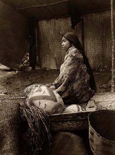 Skokomish Chief's Daughter