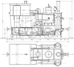 locomotive plans - Google Search