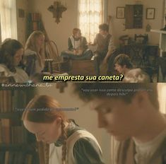 Anne With An E, Gilbert Blythe, Kindred Spirits, Romances, Heartland, Portuguese, Movies And Tv Shows, Haha, Funny Quotes