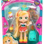 Shopkins World Vacation (Europe) Shoppies Doll – Spaghetti Sue