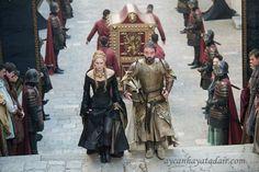 game of thrones 5.sezon özel bölüm (a day in the life)