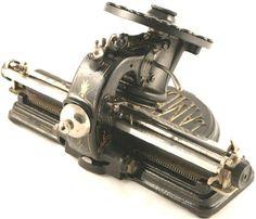 Lambert 1 typewriter