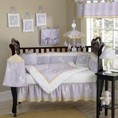 Sweet Jojo Designs Dragonfly Dreams 9 Piece Crib Bedding Set & Reviews | Wayfair