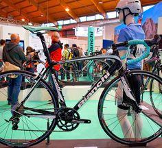 Bianchi Rennrad Eurobike Show Friedrichshafen Messe