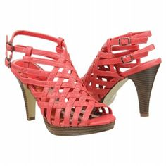 """Madden Girl """"Korrral"""" @ shoes.com for $54.99  The actual site picture shoes a much better color-the coral is very pretty there."""