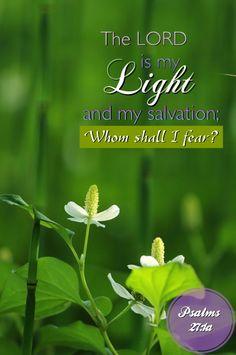 Psalm 27:1a
