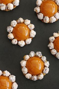 Caramel, Coffee and Hazelnut Domes