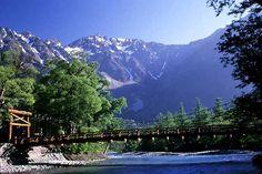 上高地河童橋