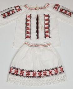 Arhive Pentru copii – Ie Traditionala Sewing Ideas, Peplum, Costumes, Tops, Women, Fashion, Embroidery, Moda, Dress Up Clothes