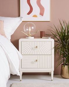 10 Modern Nightstands for Every Bedroom Style - Chic Bedside Tables