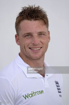 Jos Buttler of England poses for a portrait at Zayed Cricket Stadium on October 11, 2015 in Abu Dhabi, United Arab Emirates.