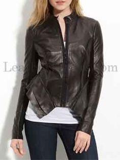 Exclusive Hem Style Women Leather Vintage Jacket-http://www.leatherfitters.com/new-arrivals/detail-exclusive-hem-style-women-leather-vintage-jacket-315.aspx