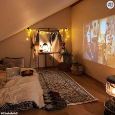 First Apartment Decorating, Cozy Bedroom, My Room, Room Interior, Relax, Room Decor, House Design, Shag Rug, Rugs