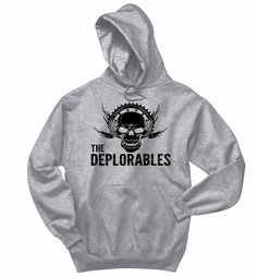 The Deplorables Anti Hillary Pro Trump USA Elections Shirt