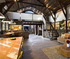1000 images about metal building shop on pinterest for House barn combo plans