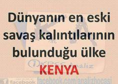 Kenya ile ilgili olarak